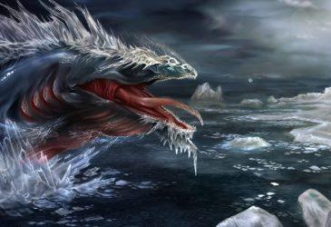 Égrégore en tant que forme pensée dragon Léviathan