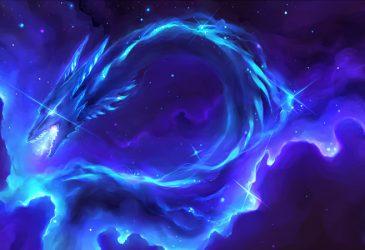 Dragon du ciel Veh-Ikiah Ensemenceur des Mondes