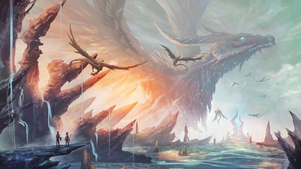 L'origine et la venue des dragons sur Terre