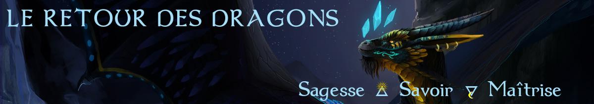 Le Retour des Dragons logo