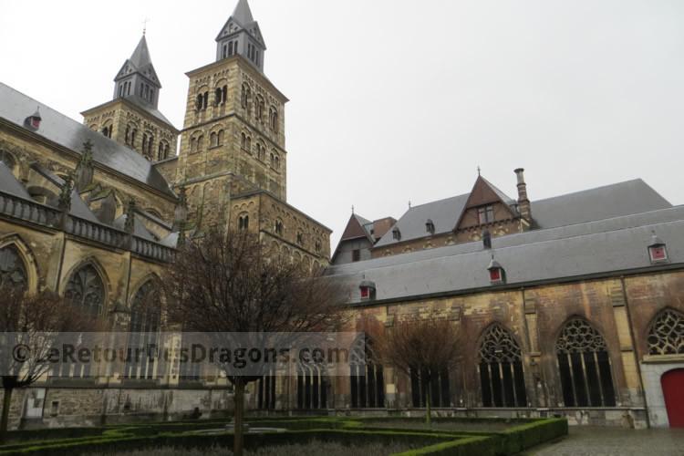 Basilique de Saint-Servais à Maastricht