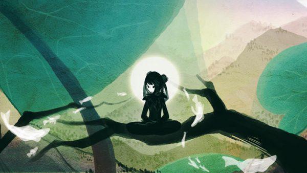 Méditation avec un Cercle d'équilibrage cristallin avec le cristal de roche