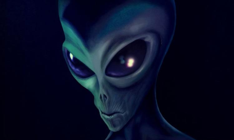 Extraterrestre Petit Gris