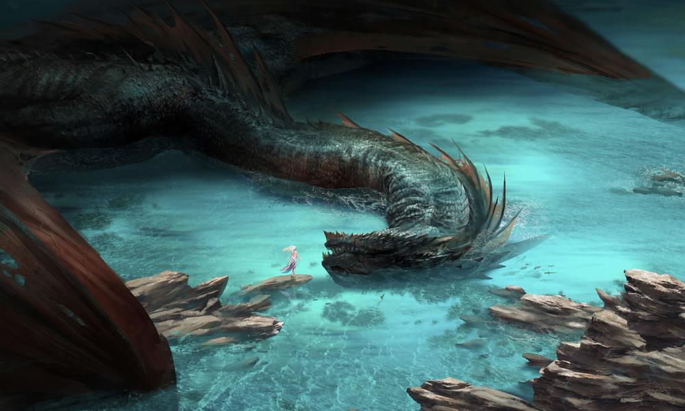 Apprendre à mourir, l'enseignement des dragons