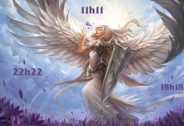 11h11 22h22 18h18 signification heure double, heure miroir ou heure jumelle