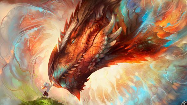 Intégrer en soi l'énergie des dragons