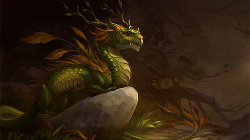 Le nom d'un dragon