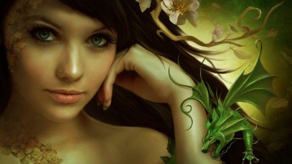 La fée Mélusine - Femme, fée, vouivre et serpent - Légendes